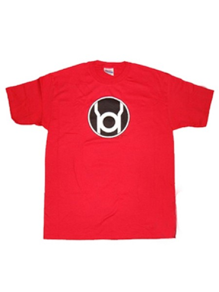 Camiseta de Símbolo de Red Lantern Corps