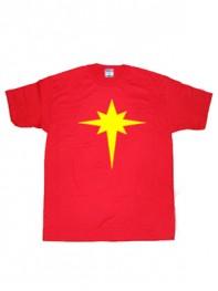 Captain-Marvel Mar-Vell Symbol T-shirt