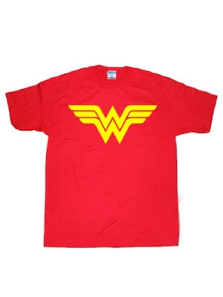 Camiseta de Símbolo de Wonder Women de DC Comics