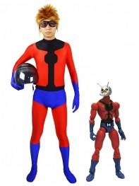 Spandex Superhero Ant-Man Superhero Costume