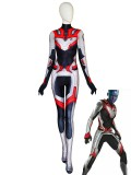 2019 Avengers: Endgame Quantum Realm Female Printed Cosplay Costume
