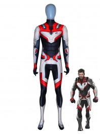 2019 Avengers: Endgame Quantum Realm Printed Cosplay Costume