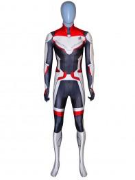 Avengers: Endgame Quantum Realm Mens Printing Superhero Costume