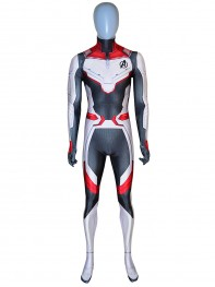 Quantum Realm Suit Avengers 4 Endgame Printing Cosplay Costume
