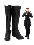 Avengers Endgame Black Widow Superhero Cosplay Boots