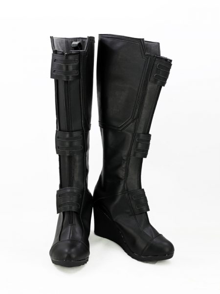 Black Widow Avengers Infinity War Version Cosplay Boots