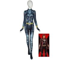 Viuda Negra 2020 Disfraz de Superheroína Viuda Negra Cosplay