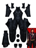 Black Widow 2020 New Costume Black Suit Adult and Kids