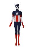2014 Captain America Custom Superhero Costume