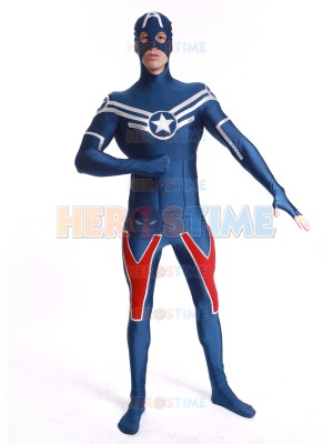 Shield Star Captain America Costume