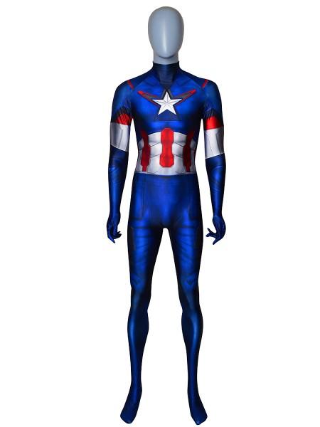 Disfraz de Capitán América de Age of Ultron Sin Tocado