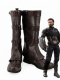 Captain America Avengers Infinity War Version Cosplay Boots