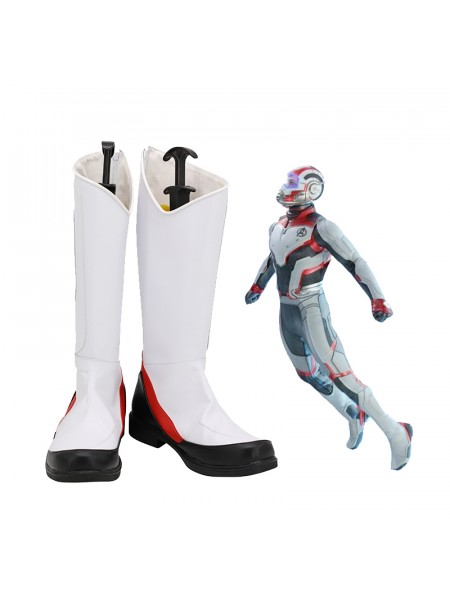 Avengers Endgame Quantum Realm Cosplay Boots