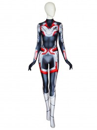 Avengers: Endgame Quantum Realm Female Muscle Cosplay Costume