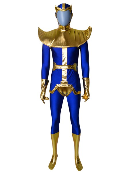 Classic Thanos Suit Marvel Future Fight Thanos Cosplay Costume