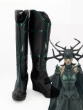 Hela Shoes Thor: Ragnarok Hela Cosplay Boots