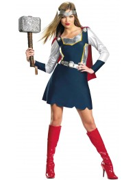 Thor Female Dress Style Costume