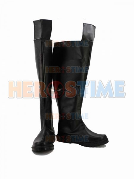Thor The Avenger Black Superhero Boots