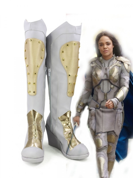 Thor: Ragnarok Cosplay New Version Valkyrie Cosplay Boots