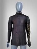 Bucky Costume Falcon And The Winter Soldier V2 Camiseta de manga larga