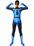 Classic Mr. Incredible Suit The Incredibles 2 Superhero Cosplay Costume