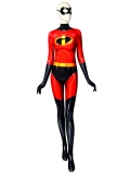 The Incredibles Female Version 2 Cosplay Costume
