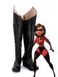 Elastigirl Shoes The Incredibles 2 Helen Parr Cosplay Boots