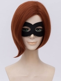 The Incredibles 2 Elastigirl Helen Parr Cosplay Wig