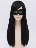 The Incredibles 2 Violet Parr Black Cosplay Wig