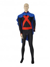Young Justice Miss Martian Superhero Costume