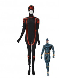 New Custom X-men Cyclops Superhero Costume