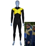 Cyclops Cosplay Suit Men Spandex X-Men Dark Phoenix Cosplay Costume