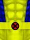 Cyclops Costume X-men Generic Halloween Cosplay Costume