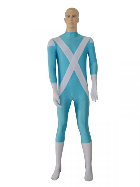 Iceman Comics X-men Superhero Costume