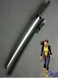 X-Men Kitty Pryde Superhero 100cm Cosplay Wood Sword
