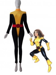 X-men Kitty Pryde Shadowcat Spandex Superhero Costume