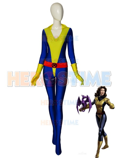 Kitty Pryde Costume X-men Shadowcat Superhero Costume