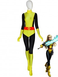 Magik/Cypher Suit X-Men Superhero Costume Halloween Cosplay Cosutme