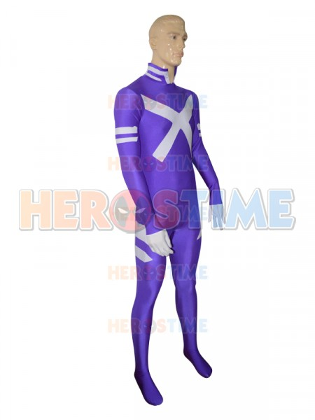 marvel comics psylocke purple female superhero costume