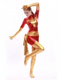 Jean Grey X-Men Dark Phoenix Superhero Costume