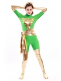 Green X-men Dark Phoenix Costume