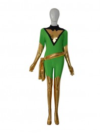 X-men Jean Grey Phoenix Superhero Costume