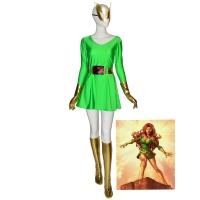 Phoenix Cosutme X-Men Jean Grey Halloween Superhero Costume