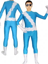 X-men Quicksilver Superhero Spandex Costume