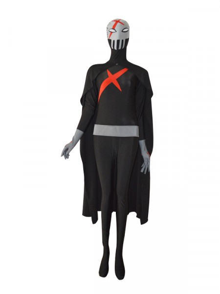 Traje de Red X de Teen Titans  Traje de Antihéroe
