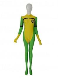 2014 X-men Rogue Female Superhero Costume