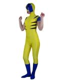 X-men Wolverine Spandex Superhero Costume