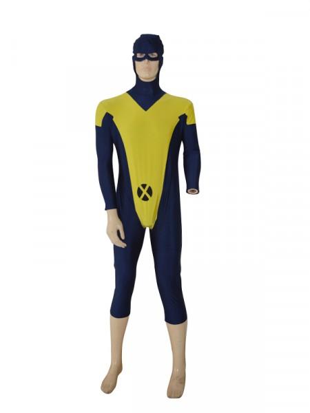 X-men Beast Custom Superhero Costume