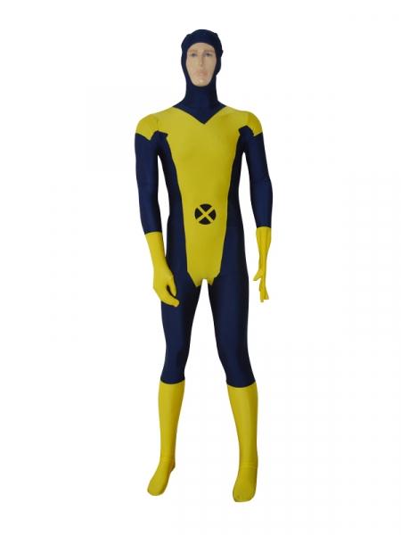 X-men Cyclops Custom Superhero Costume