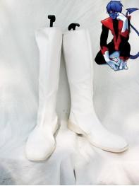 X-men Nightcrawler Superhero Cosplay Boots
